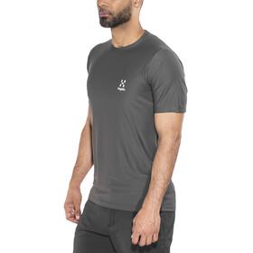 Haglöfs L.I.M Tech - T-shirt manches courtes Homme - gris